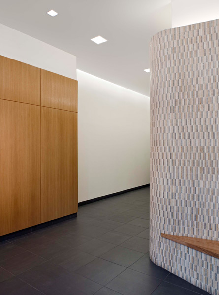 Fiedler Marciano Architecture 261 Broadway Lobby